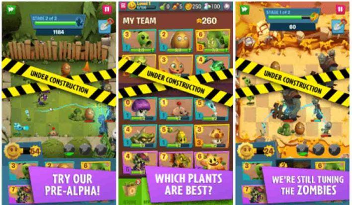 لعبة Plants vs. Zombies 3