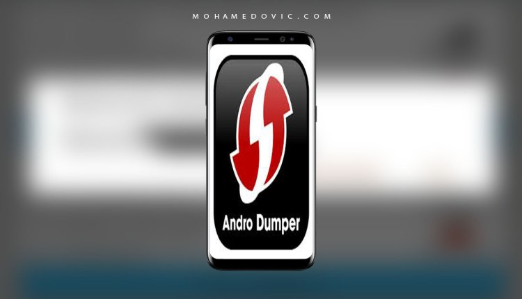 تحميل AndroDumpper 2.0