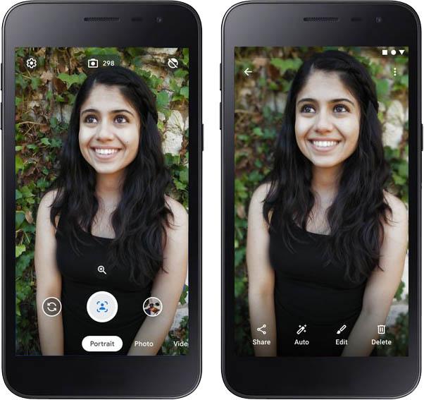 جوجل كاميرا جو للهواتف الضعيفة