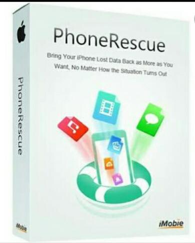 برنامج PhoneRescue إستعادة البيانات المحذوفة من الأيفون بنسخ و بدون نسخ