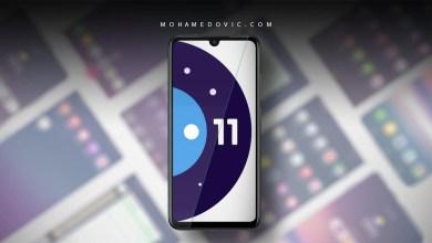 تحديث اندرويد 11 لهواتف LG