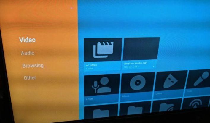 تحميل تطبيق VLC player على شاشة الأندرويد