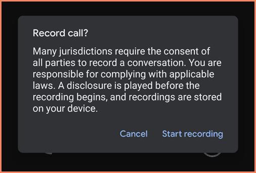 Record calls with Nokia phones