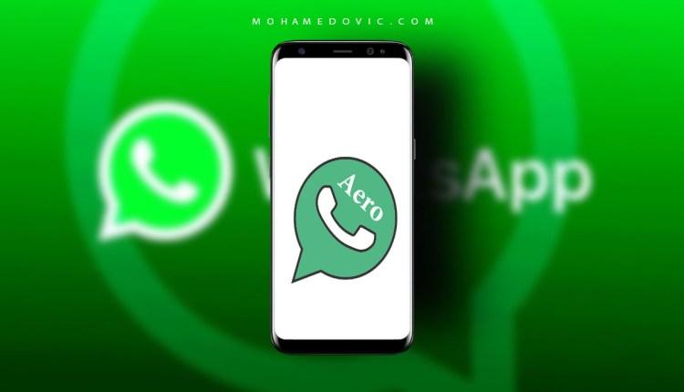 WhatsApp Aero 8.21