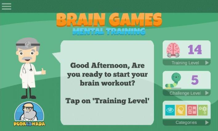 تطبيق 60 Brain Games أحد العاب العقل للاندرويد