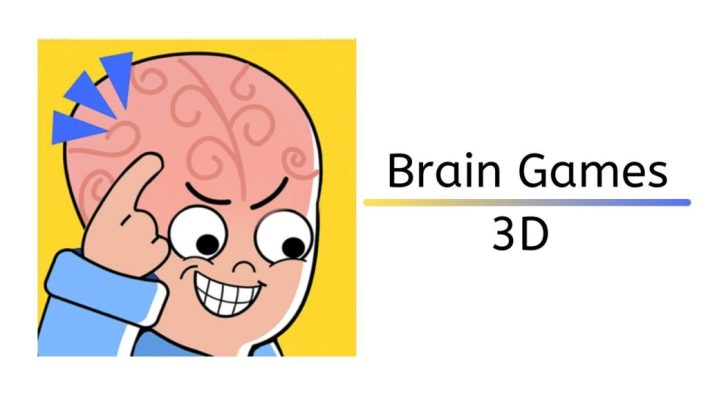 تطبيق Brain Games 3D