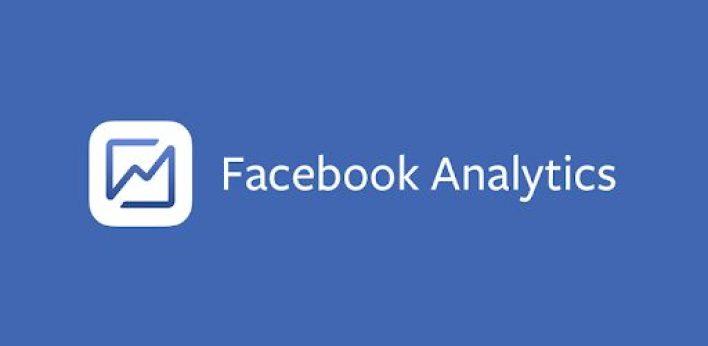 تطبيق Facebook Analytics أحد تطبيقات الفيسبوك