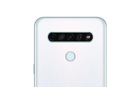 كاميرا LG Q61