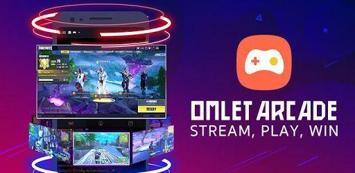 برنامج Omlet Arcade