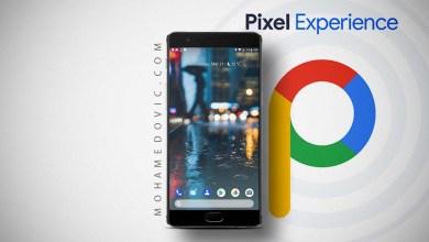روم Pixel Experience لأجهزة ون بلس