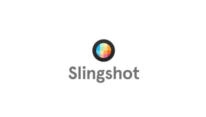 تطبيق Slingshot أحد تطبيقات الفيسبوك
