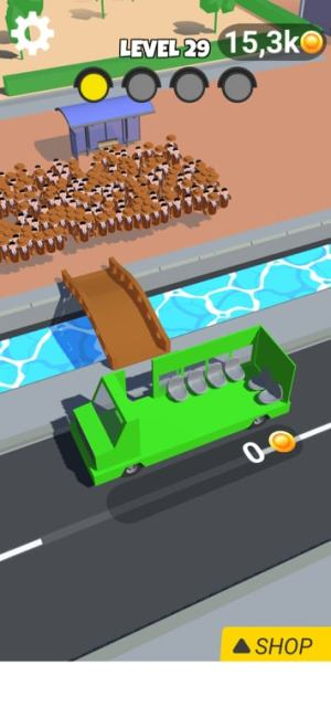 تغيير مظهر الدور في لعبة Commuters