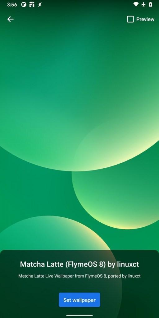 Meizu Flyme OS 8 Live Wallpapers Mohamedovic 04