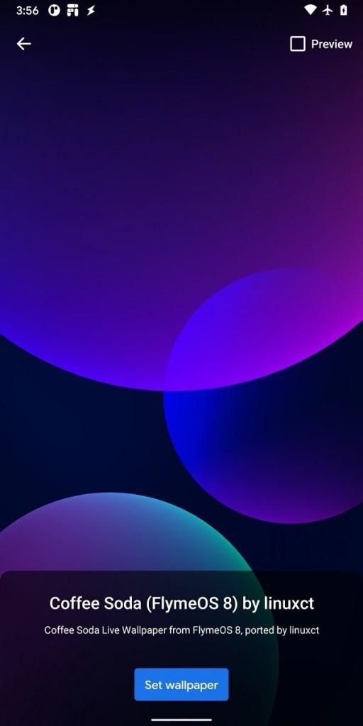 Meizu Flyme OS 8 Live Wallpapers Mohamedovic 05