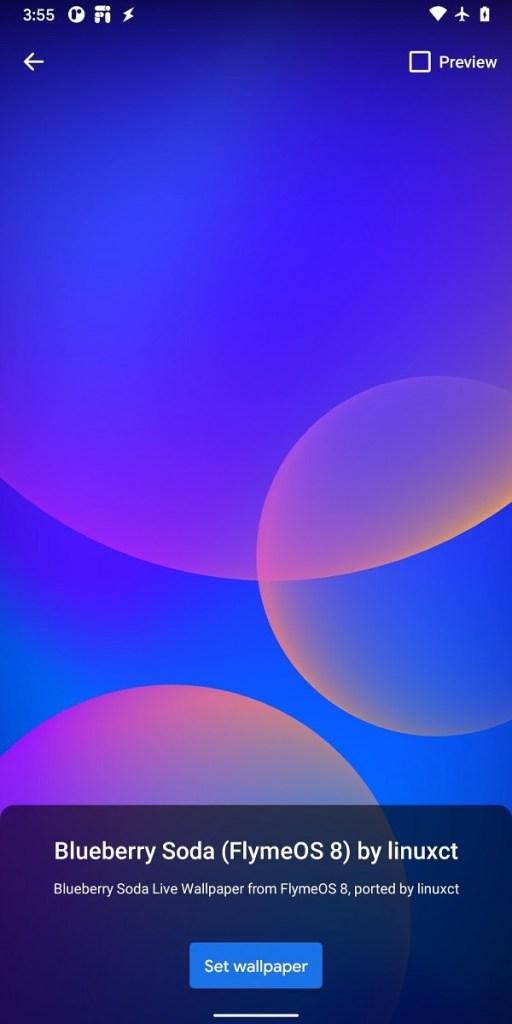 Meizu Flyme OS 8 Live Wallpapers Mohamedovic 06