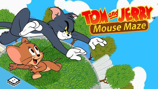 لعبة Mouse Maze أحد العاب توم وجيري