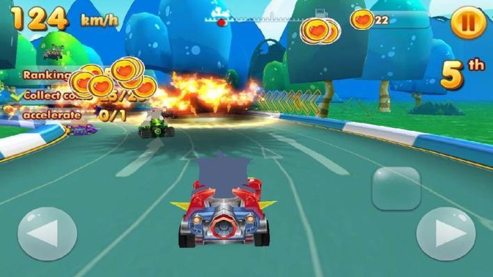 لعبة Speed Kart Drifters أحد العاب توم وجيري