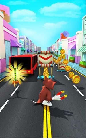 لعبة Tom Runner The Cat Rush Adventure