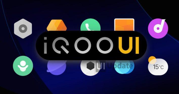 واجهة iQOO UI المخصصة من فيفو