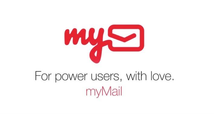 تطبيق myMail