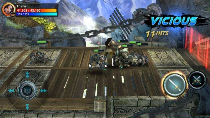 Choronblad من ألعاب القتال