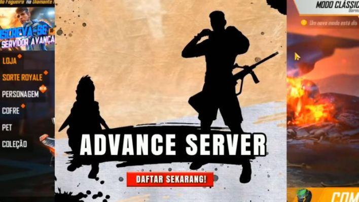 Free Fire Advanced Server