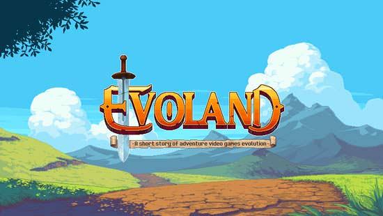لعبة Evoland