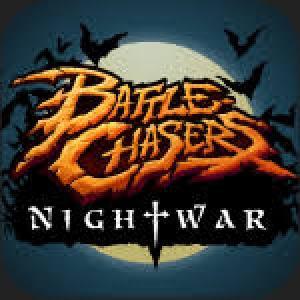 Battle Chasers Night war