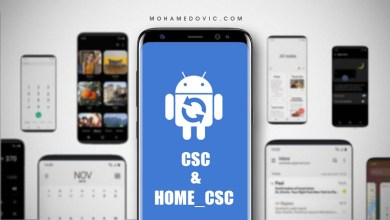 ملف CSC أم HOME_CSC
