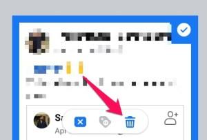 Delete Facebook Posts via Facebook App 02
