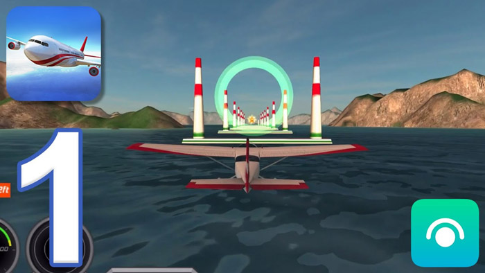 لعبة Flight Pilot Simulator 3D