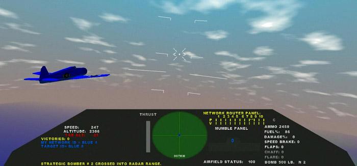 لعبة GL-117