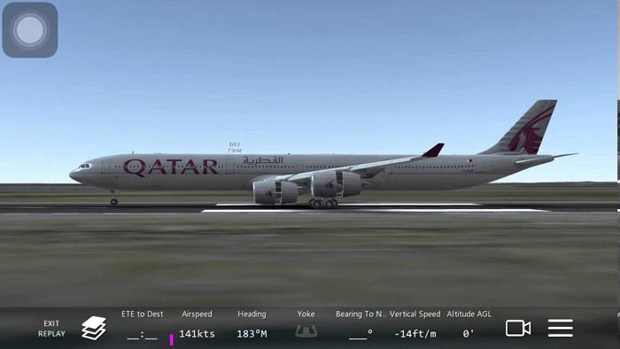 لعبةInfinite Flight