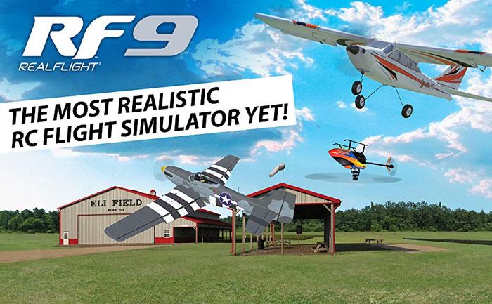 لعبة Real Flight Simulator