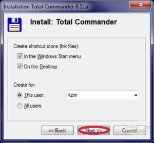 برنامج توتال كومندر من أهم تطبيقات إدارة الملفات