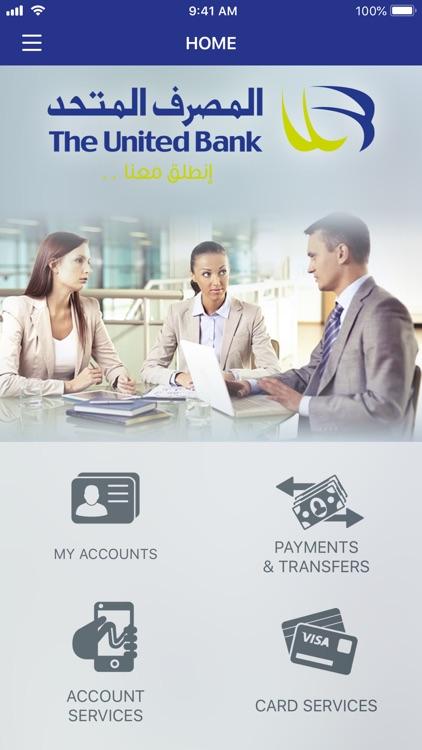 تطبيق بنك المصرف المتحد