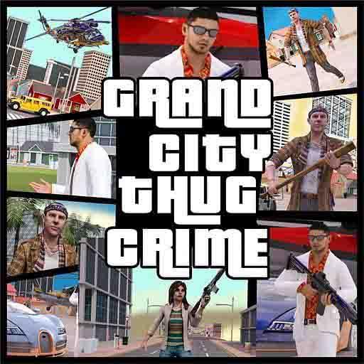 لعبة Grand City Thug Crime Gangster