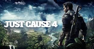 لعبةJust Cause 4