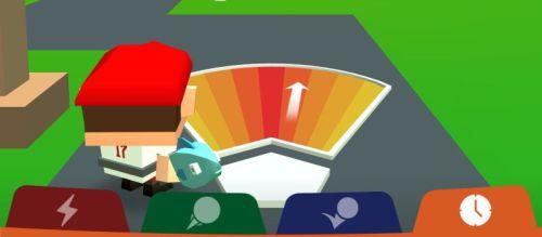 لعبة Baseball Boy! أحد ألعاب فودو