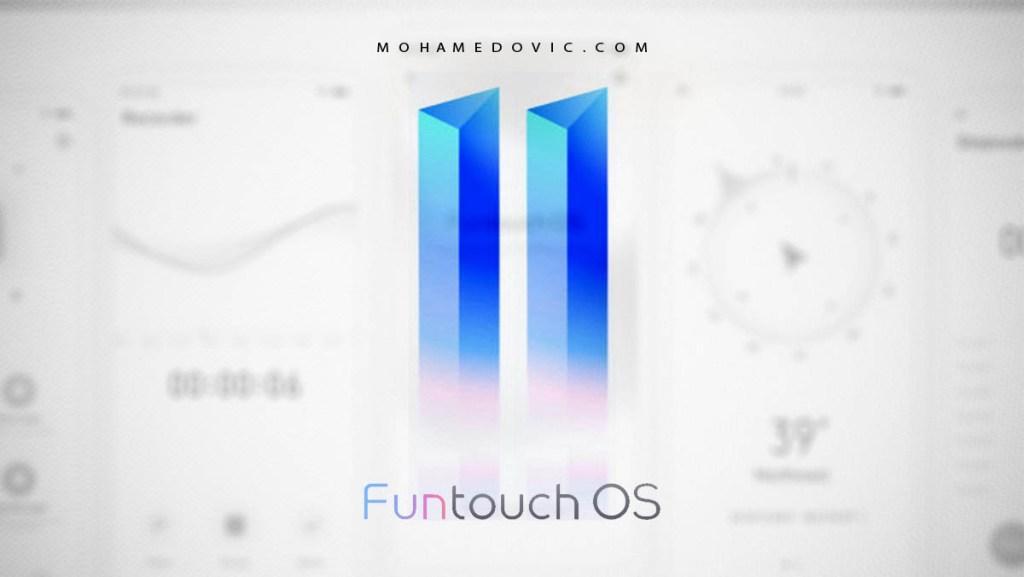 Funtouch OS 11