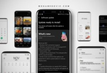 تحديث One UI 2.5 لجوالات سامسونج S9 Note 9