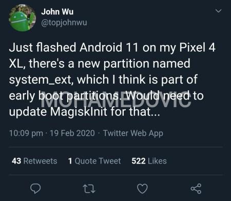magisk developer twit 01