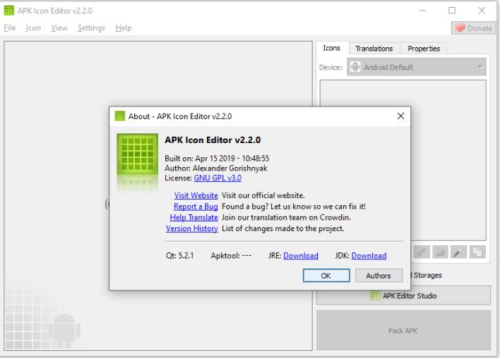 تنزيل APK Icon Editor