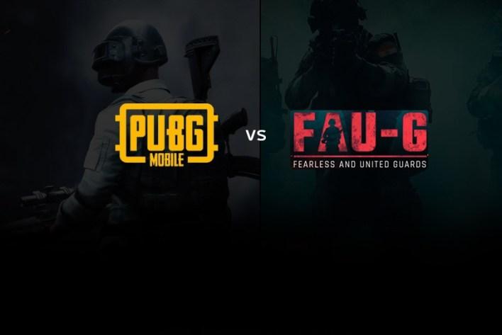 FAU G vs PUBG