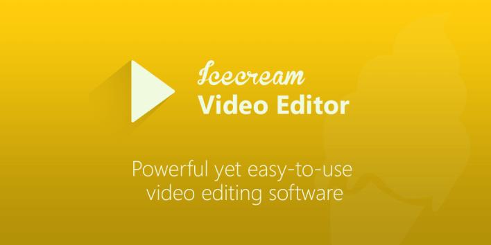 برنامج Icecream Video Editor