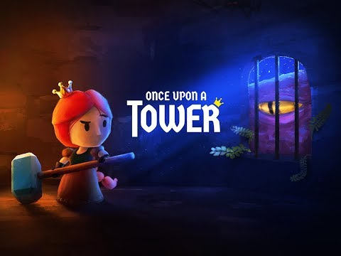 لعبة Once Upon a Tower من افضل العاب الاندرويد بدون نت