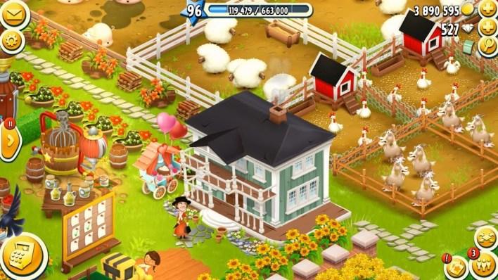 تحميل لعبة hay day Apk أحدث إصدار 2021