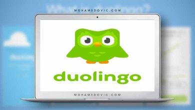 برنامج تعلم اللغة الانجليزية للكمبيوتر بدون انترنت (Duolingo)