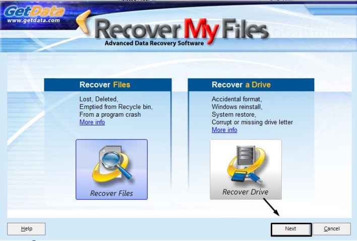 how to recover files mohamedovic02