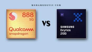 snapdragon888 vs exynos 2100 mohamedovic